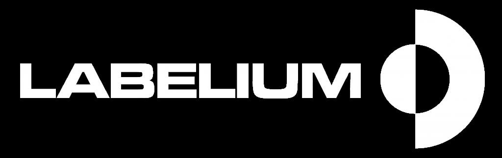 logo labelium Blanc
